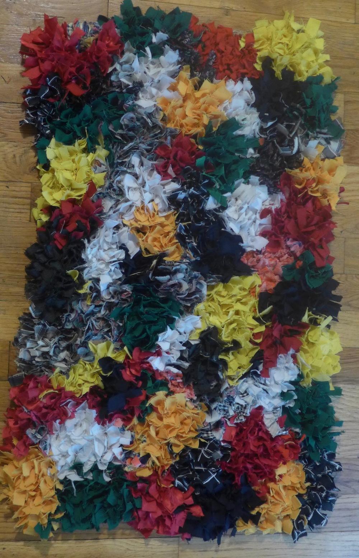 Handmade mat